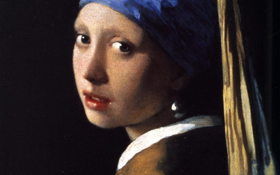 la jeune fille a la perle vermeer