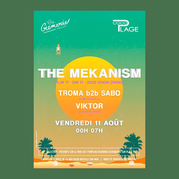 La crèmerie – the mekanism