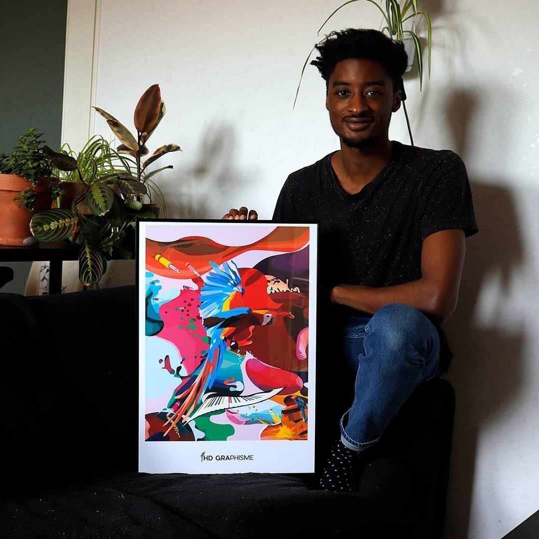 Hassan Diallo Graphisme